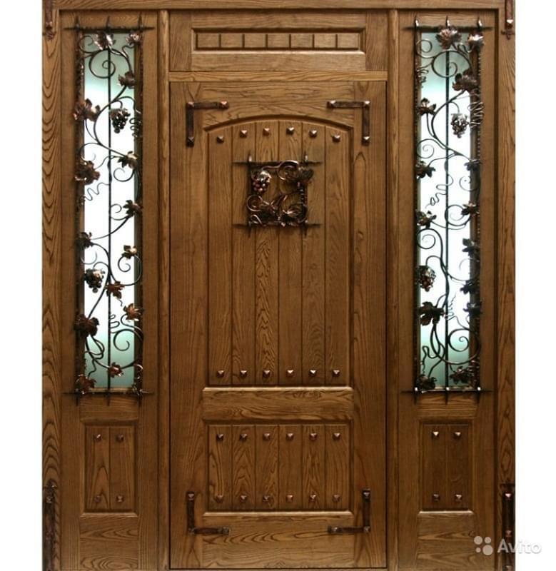 Межкомнатные белорусские двери из массива бука