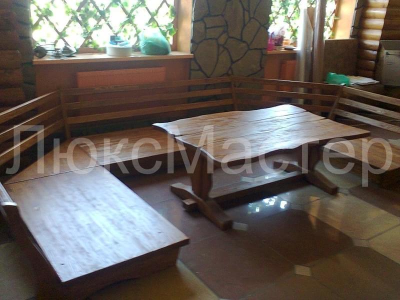 Мебель из натурального дерева иваново